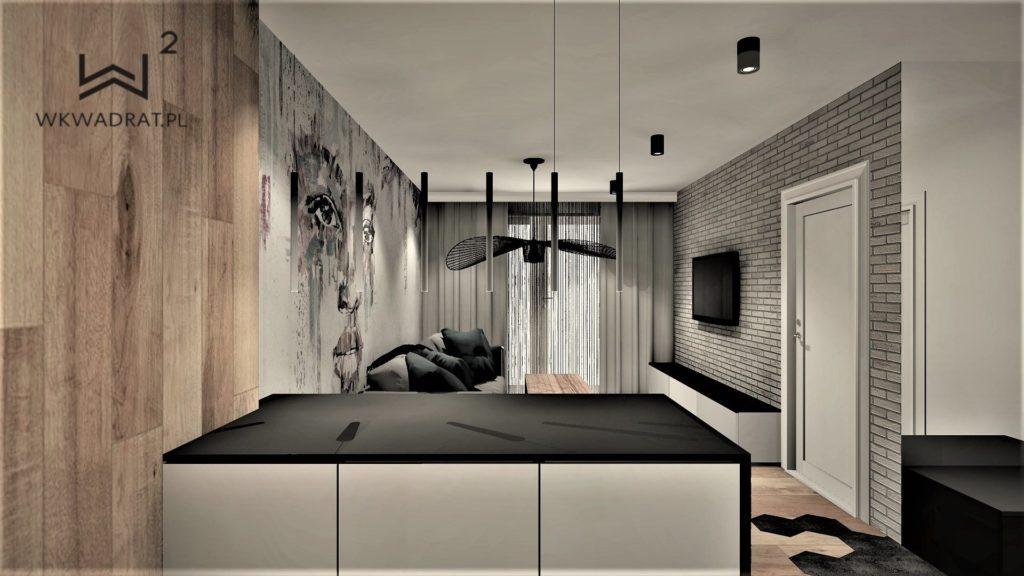 PROJEKTOWANIE I ARANŻACJA WNĘTRZ - ARCHITEKT WNĘTRZ CIECHOCINEK -mieszkanie-kolobrzeg-wkwadrat-pl